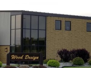 Wood Design Building Front
